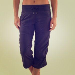 Lululemon Studio Crop Pant Navy Size 6